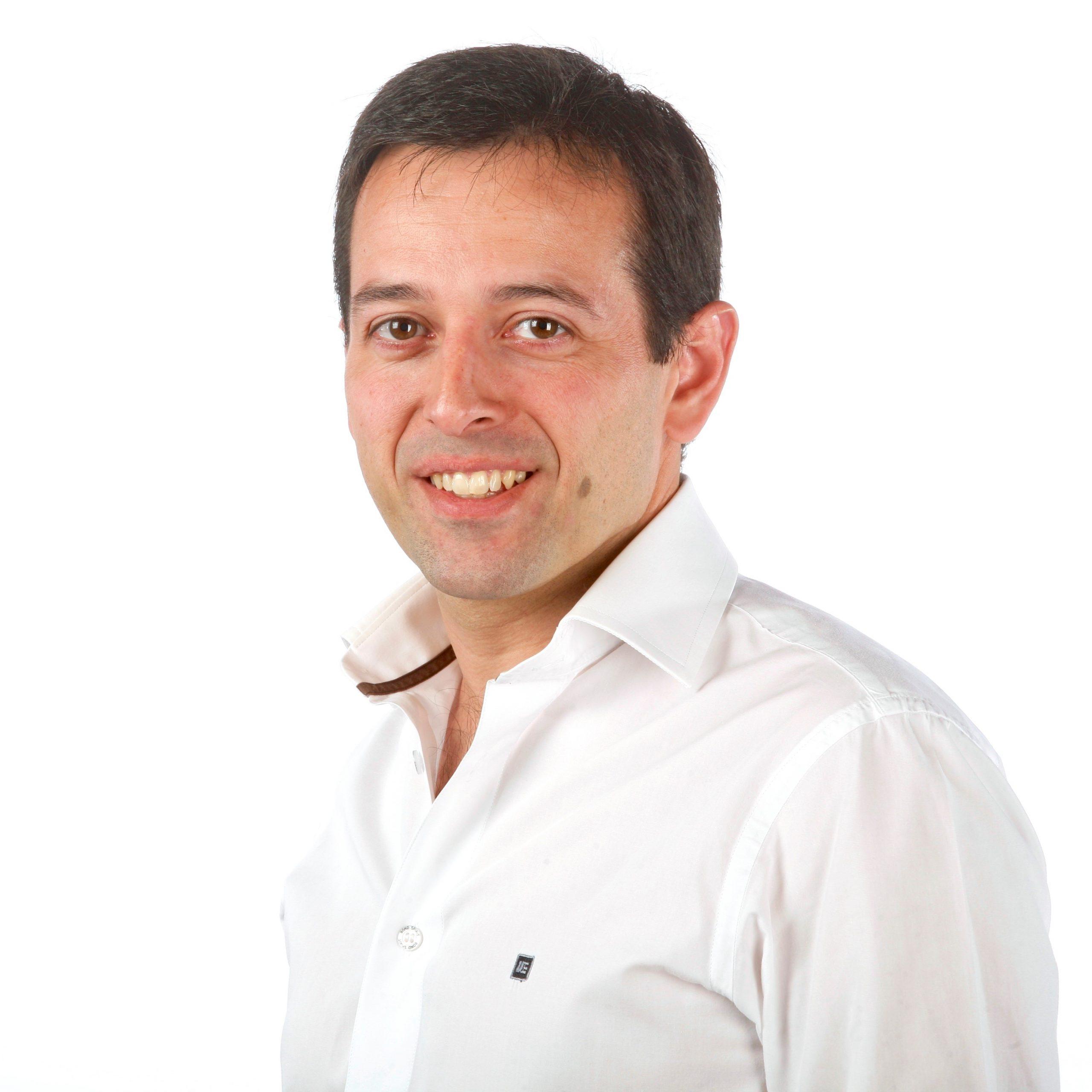 Formador Gonçalo Gil Mata